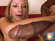 Monsters of Cock is in the mother-fucking house! We have the sexy blonde petite Kylee Reese blessing us on today's new update.